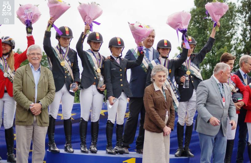 Campeonato de Europa de Salto de Obstáculos para Menores 2016
