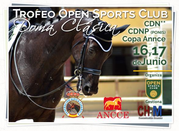 Trofeo Open Sports Club Junio 2018