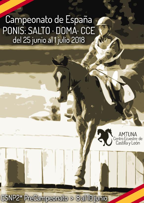 Campeonato de España de Ponis – DC & SO & CCE